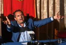 De Magistris sindaco Napoli
