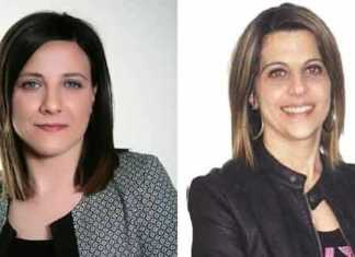 Gina Amodio e Francesca Coschignano