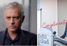 Mourinho e Lo Giudice