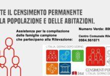 Censimento 2021 Bisignano